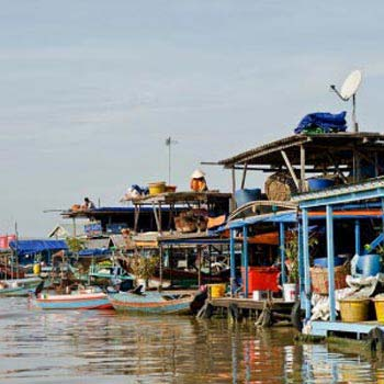 Half Day City Tour – Floating Village