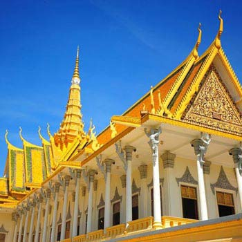 Full Day City Tour – Phnom Penh