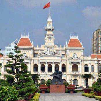 Glimpse of the South Vietnam tour