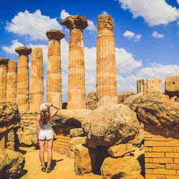Siracusa, Agrigento and Palermo Tour