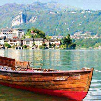 Lakes & Villas of Northern Italy Tour