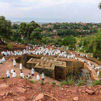 Lalibela Tour By Flight