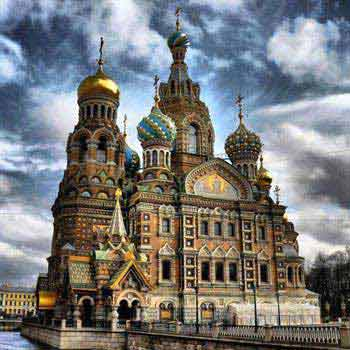 1 Day in St. Petersburg for Wheelchair Travelers Tour