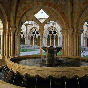 The Route of the Cistercian Monasteries from Barcelona Package