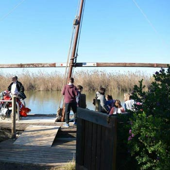 Sailing, Birdwatching & Paella Lunch At Albufera National Parc Package