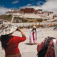 Special Experience with Tibetans Tour