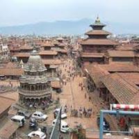 Overland Tour from Lhasa to Kathmandu