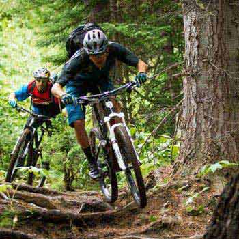 Mountain Biking Package