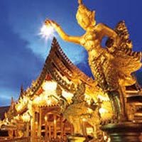 Top Seller Thailand Malaysia Singapore & Indonesia Tour