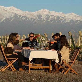 Culinary Delights & the Patagonian Outdoors Package