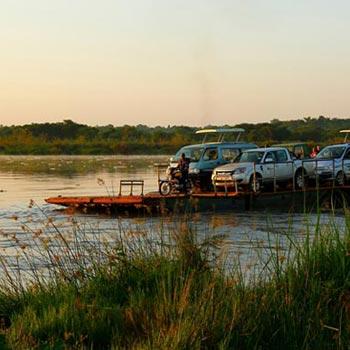 Uganda Fly & Drive Safari Tour