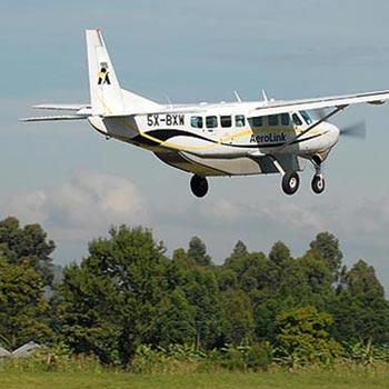 Uganda Flying Safari Tour