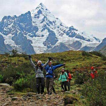 Salkantay Trek Inca Trail Tour
