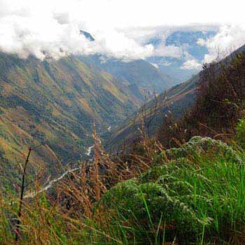 Ancascocha Trek to Machu Picchu Via Salkantay Tour