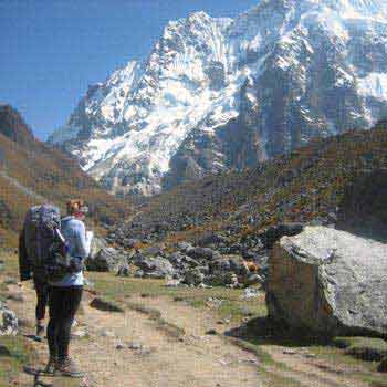 Moonstone Trek to Machu Picchu