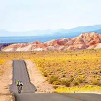 Tour Death Valley Via Motor Coach or Luxury Van