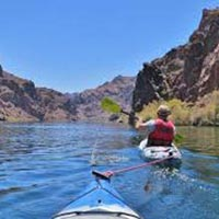 Colorado River Kayak Half Daytours