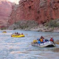Grand Canyon Via Colorado River Rafting Tour