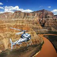 Grand Canyon West Rim Via Helicopter