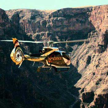 Grand Canyon West Rim Via Helicopter Tour