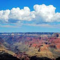 Grand Canyon West Rim Via Fixed Wing Aircraft with Motorcoach Tour