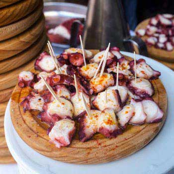 Galicia Private Tour, Spain With Culture, Sea Food And Wine Package