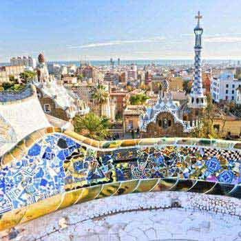 Barcelona Spain - Private Food, Wine and Art Tour for 5 Days Package