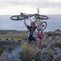 Pondo-pedal Mountain Bike Tour