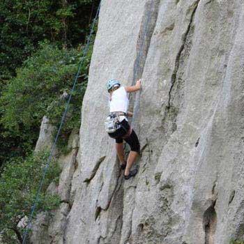 Rock Free Climbing - Active Holidays Croatia Package