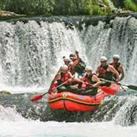 2-day Trekking and Whitewater Rafting in the Wilderness Tour