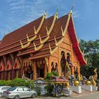 Chiang Mai City Day Tour | Temples, Culture & Handicraft