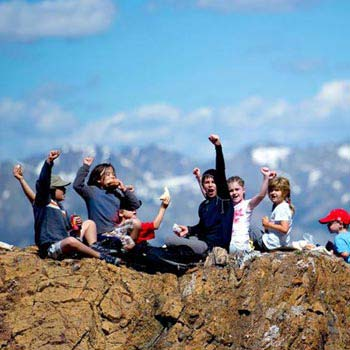 Private 2 Day Family Adventure with Kids Package