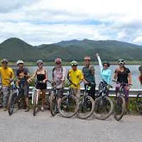 Chiang Dao Valley Exploration By Bicycle Tour