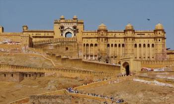 Jaipur Ajmer-Pushkar with Ranthambhore Tour