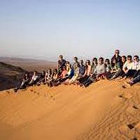 The Deep Sahara Trip  Tour