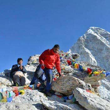 Everest High Pass Trek Tour