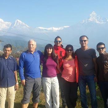 Royal Trek and Chitwan Jungle Safari Tour