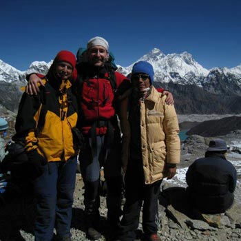 The Everest Reveal Family Trek Tour