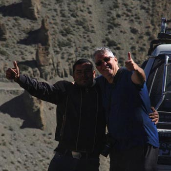 Jomsom Muktinath Overland Jeep Drive Tour with 2 Day Rafting
