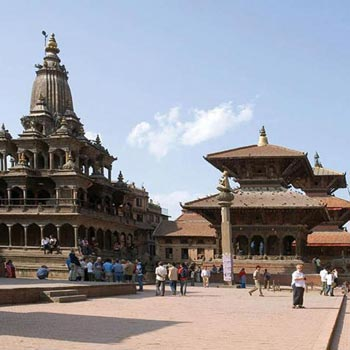 Private Day Tour: Patan and Bhaktapur from Kathmandu    1  Days