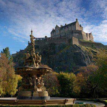Castles and Manors of Scotland Tour