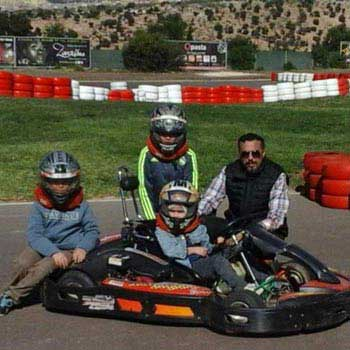 Go-Kart in Agadir Tour
