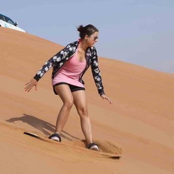 Sahara Sand Dunes in Agadir Tour