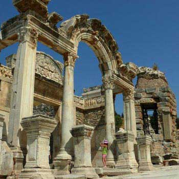 The Ancient City of Ephesus & the Temple of Artemis Tour