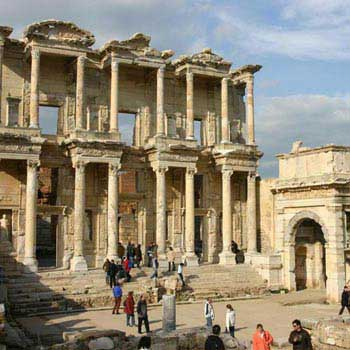 The Ancient City of Ephesus & Turkish Village Tour to Kirazli