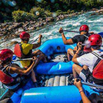 Montenegro Day Tour: Tara River Rafting