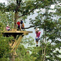 Zip Lines Tour Package