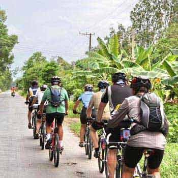 Mekong Cycling Connection Tour