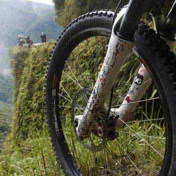 Mountain Biking Cumbre – Coroico 1 Day Tour