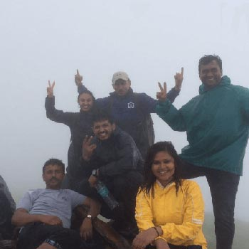 Kurinjal Peak Trek - Kudremukha Range Mountain Tour